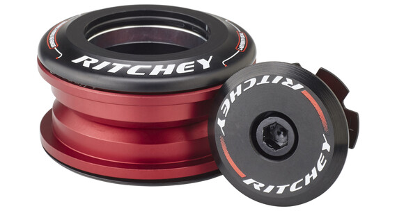 "Ritchey Superlogic ZS44 Styrlager semi integrerat 1 1/8"" svart"
